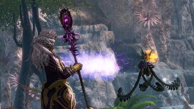 Sang et démence, la nouvelle mise à jour de Guild Wars 2
