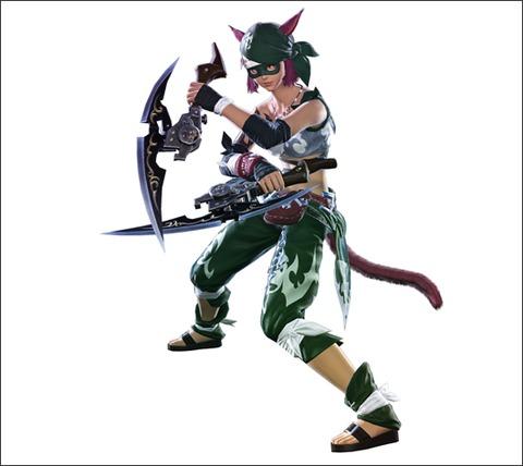 Final Fantasy XIV Online - FFXIV ARR : nouvelle classe et nouveau job
