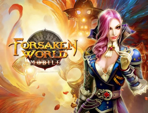 Forsaken World - Forsaken World Mobile lancé sur iOS et Android