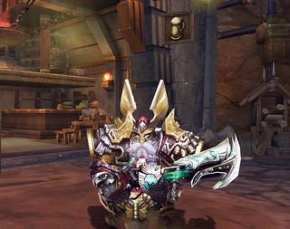 Armes et objets - Dwarfaction