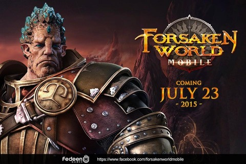 Forsaken World - Forsaken World Mobile officiellement lancé le 23 juillet prochain