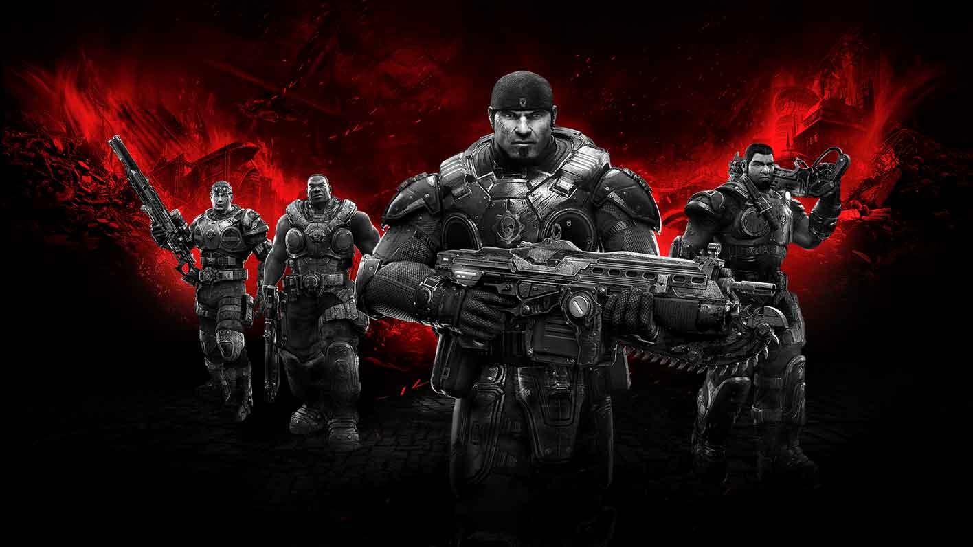 Cliquez sur l'image pour la voir en taille réelle  Nom : Gears of War Ultimate Edition.jpg Affichages : 53 Taille : 66,1 Ko ID : 266500
