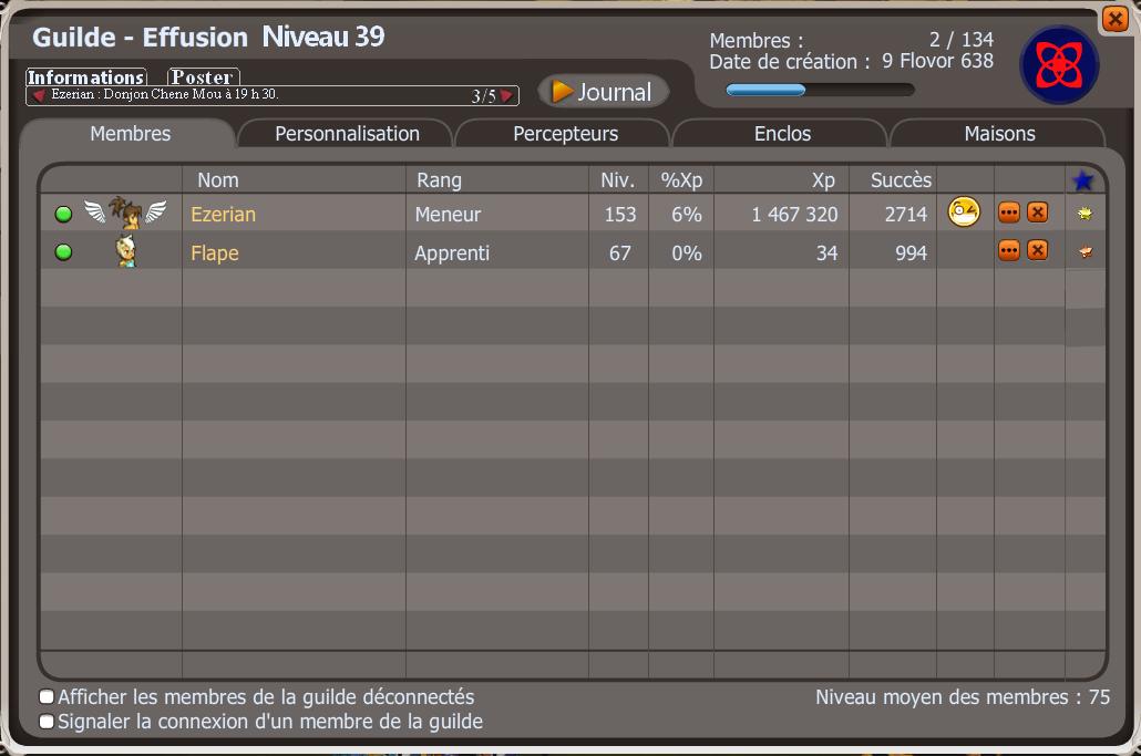 Cliquez sur l'image pour la voir en taille réelle  Nom : Guilde Général.PNG Affichages : 7315 Taille : 97,3 Ko ID : 203130