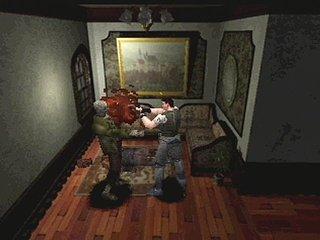 Cliquez sur l'image pour la voir en taille réelle  Nom : resident-evil-playstation-ps1-001.jpg Taille : 640x480 Poids : 41,6 Ko ID : 78131