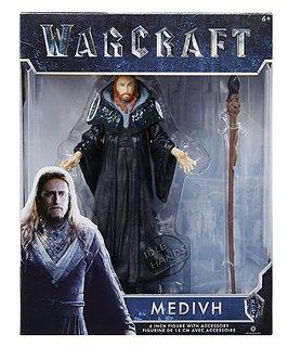 Cliquez sur l'image pour la voir en taille réelle  Nom : Toy Fair 2016 Jakks Warcraft Action Figures 6 inch Medivh 3.jpg Taille : 747x900 Poids : 339,3 Ko ID : 261451