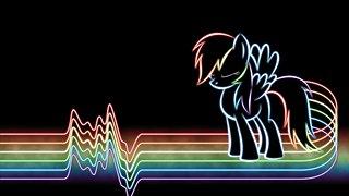 Cliquez sur l'image pour la voir en taille réelle  Nom : rainbow_dash_glow_by_smockhobbes-d416zq3.jpg Taille : 900x506 Poids : 82,8 Ko ID : 144112