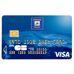 la poste carte bancaire Carte Bancaire la poste