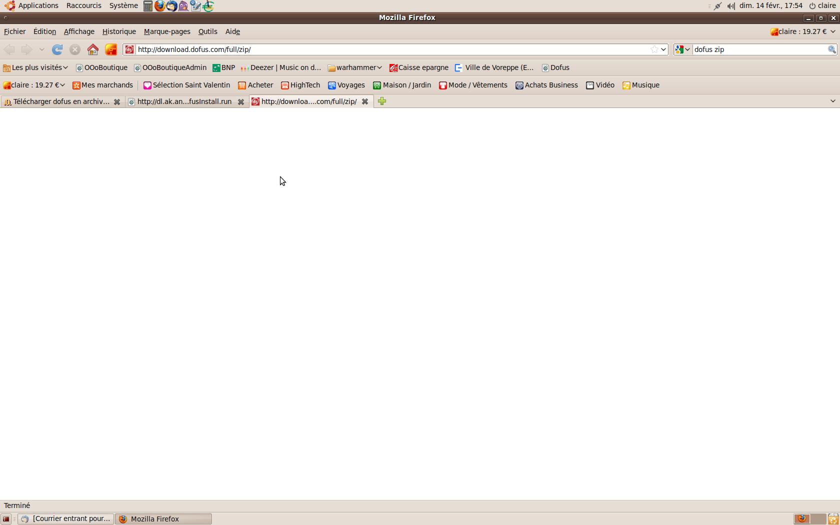 DOFUS 1.29.1