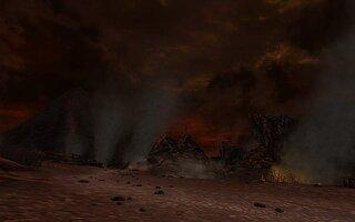 Cliquez sur l'image pour la voir en taille réelle  Nom : Le Mordor.jpg Taille : 1680x1050 Poids : 148,0 Ko ID : 635562