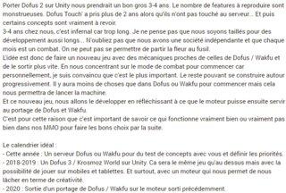 Calendrier Dofus 2020.Actu Projets D Ankama Anthony Roux Prend La Parole Page