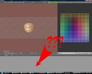 Cliquez sur l'image pour la voir en taille réelle  Nom : bug blender.jpg Taille : 1280x1024 Poids : 464,0 Ko ID : 77915