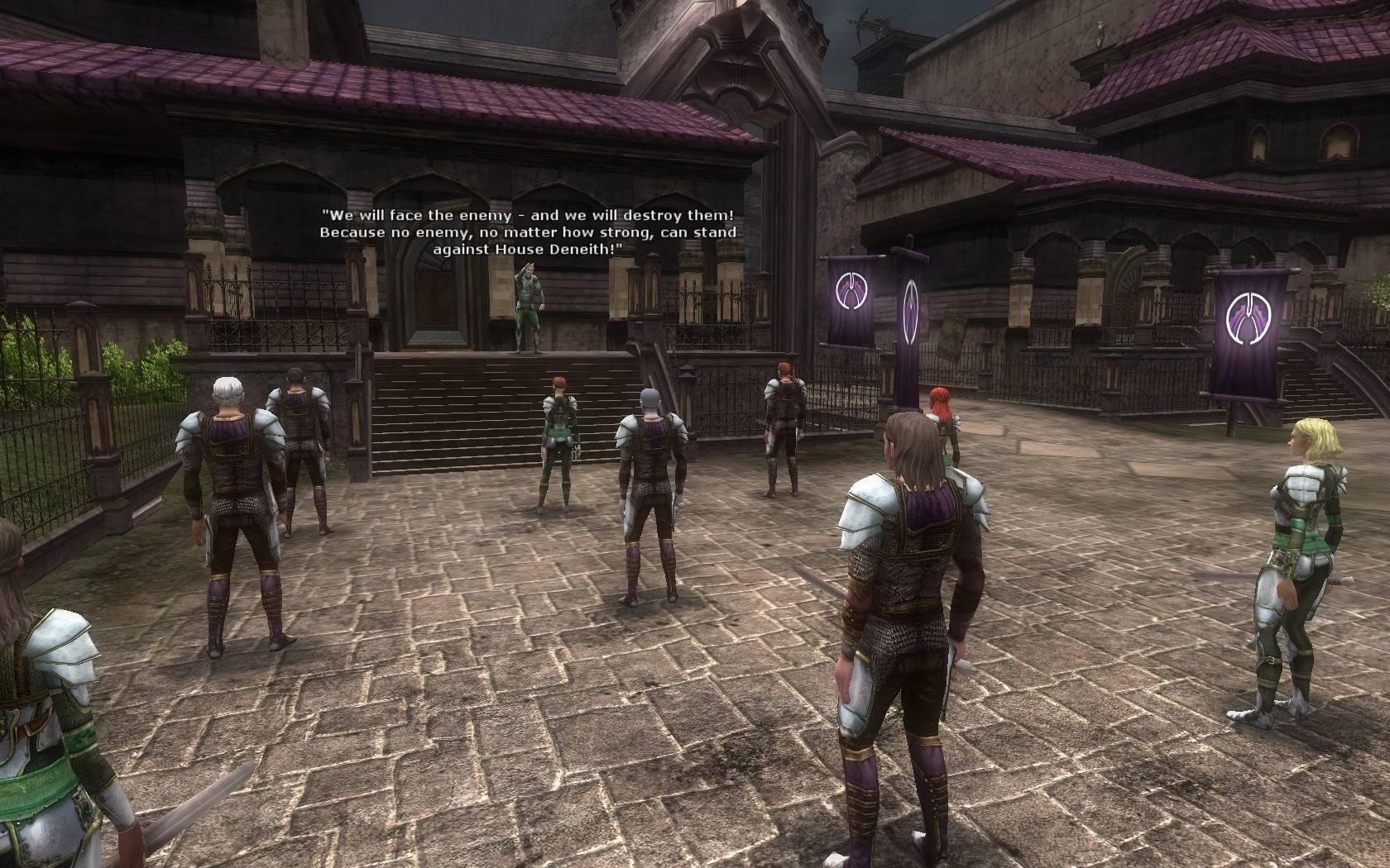 Lancement de l'Update 3 aux US - Dungeons & Dragons Online