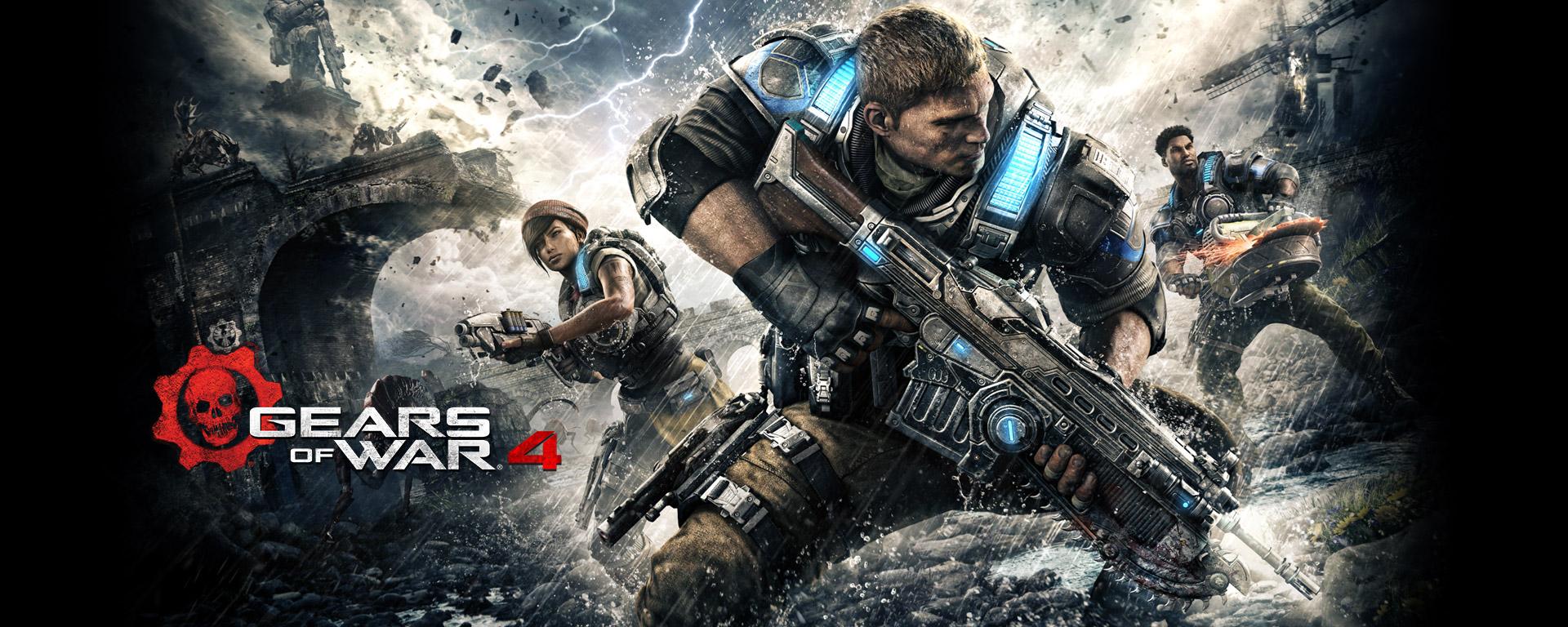 Cliquez sur l'image pour la voir en taille réelle  Nom : Gears of War 4.jpg Affichages : 49 Taille : 495,8 Ko ID : 266487
