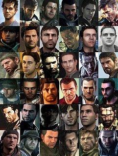 Cliquez sur l'image pour la voir en taille réelle  Nom : Video-Game-Protagonists-Brown-Haired-White-Guys.jpg Taille : 900x1197 Poids : 153,9 Ko ID : 263468