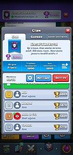 Cliquez sur l'image pour la voir en taille réelle  Nom : Screenshot_20200901_213718_com.supercell.clashroyale.jpg Taille : 1080x2310 Poids : 875,5 Ko ID : 657229
