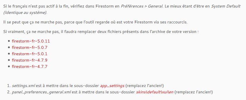 FIRESTORM SL GRATUIT TÉLÉCHARGER