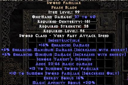 wiki]Les uniques de Nezeramontias - Diablo 2