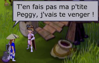 T'en fais pas, Peggy.
