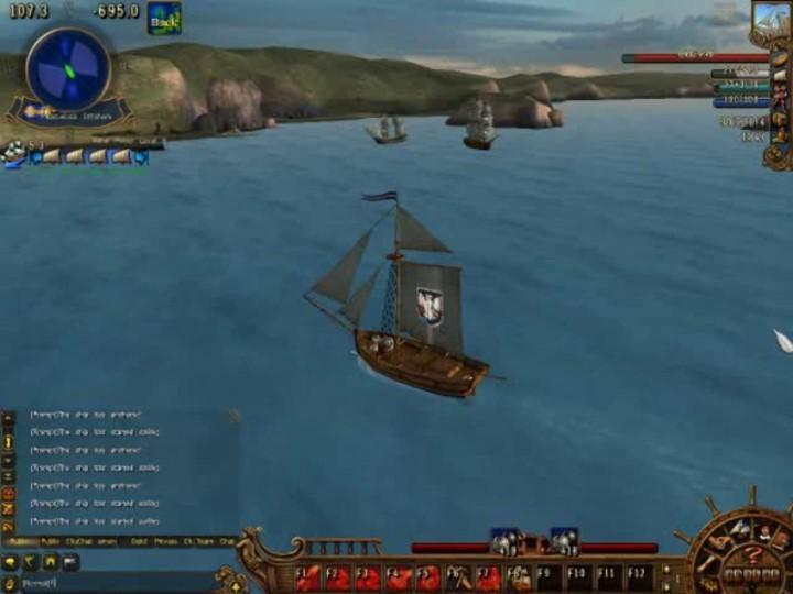 Premiers niveaux de Voyage Century Online
