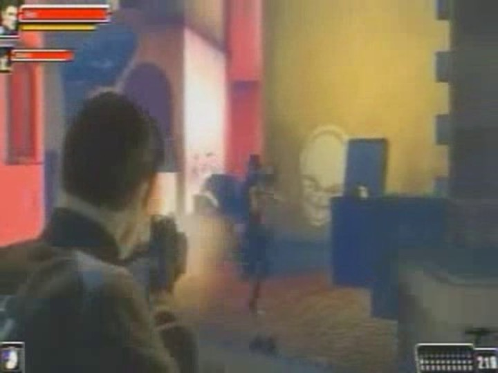 CES 2008 : Gameplay de The Agency