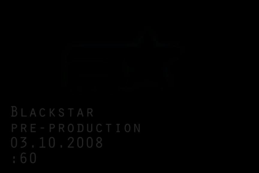 Vidéo de pre production