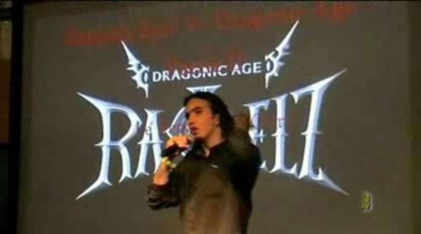 Présentation de Rappelz: Epic V au FJV 2008