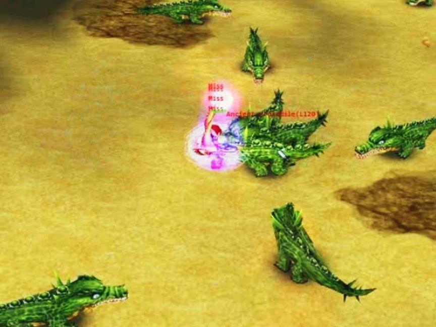 Les compétences de Mage de Gods War Online