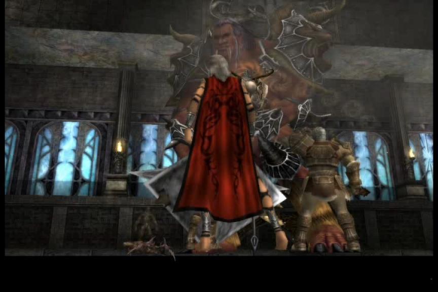 Scènes de gameplay de Shaiya
