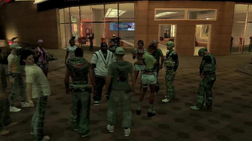 Bande-annonce E3 2009 de CrimeCraft