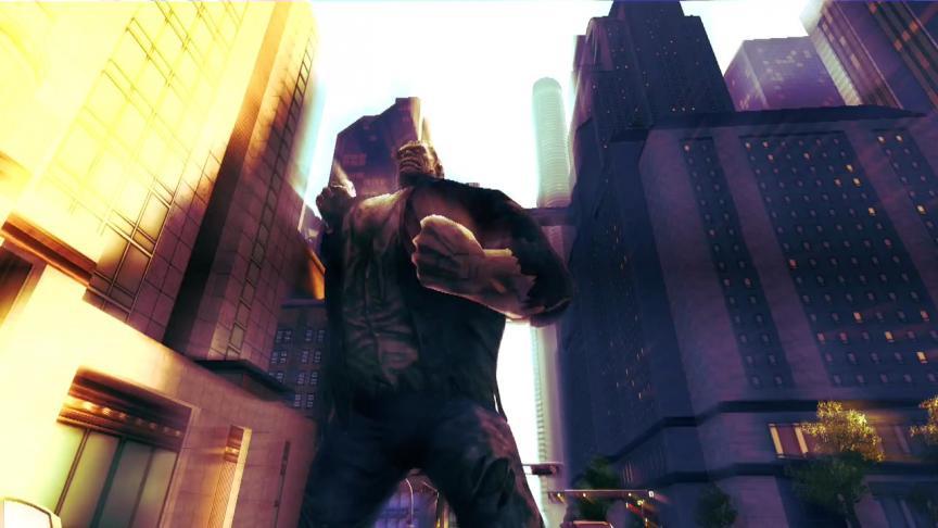 DC Universe Online : bande-annonce de l'E3 2009