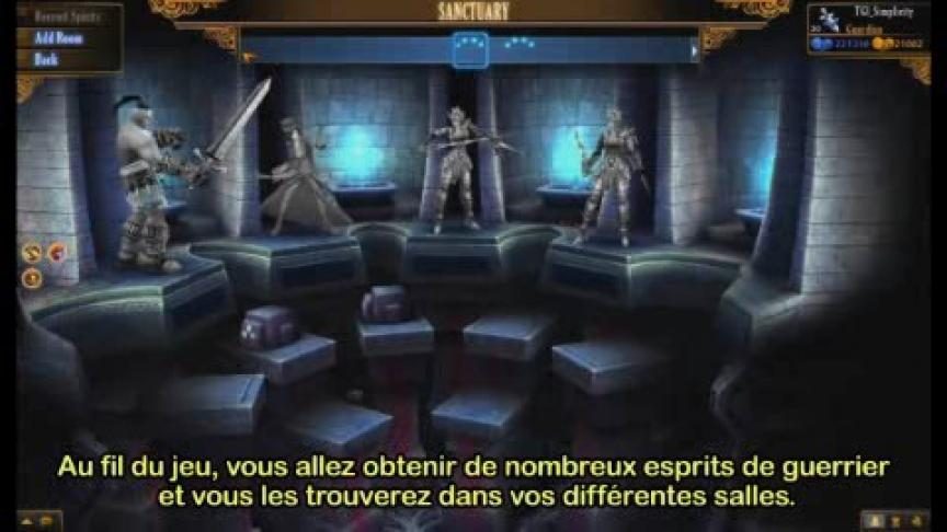 Didacticiel du système d'incarnation des esprits (VOSTF)
