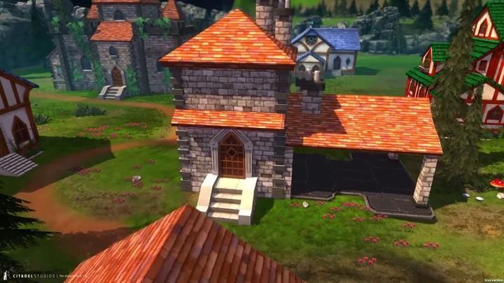 Teaser : le housing de Shards Online