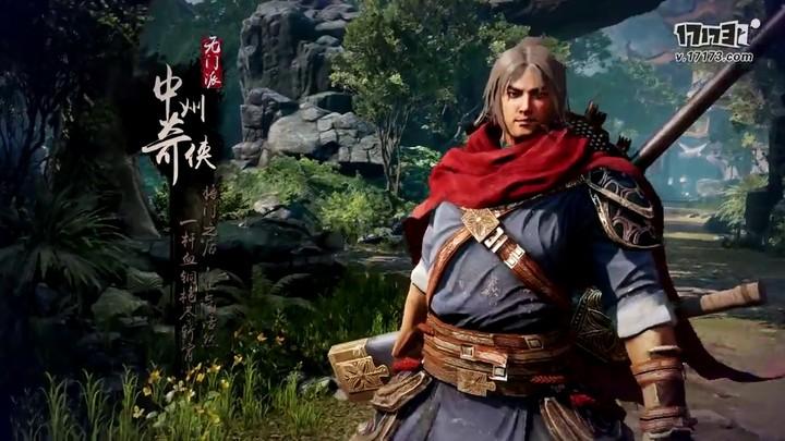 Bande-annonce du MOBA King of Wushu sur PlayStation 4
