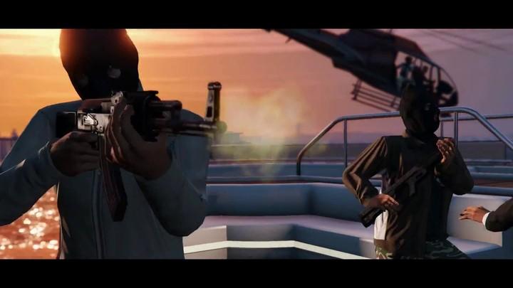 """Aperçu des """"braquages"""" de GTA Online"""