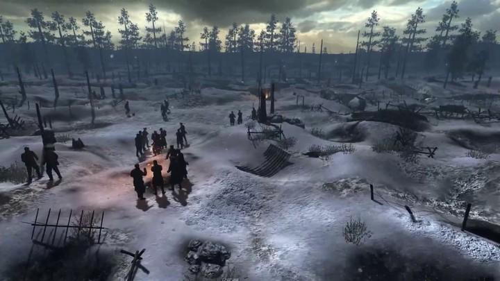Une trêve de Noël pour Verdun