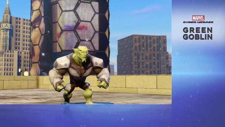 Présentation du Bouffon Vert de Disney Infinity 2.0