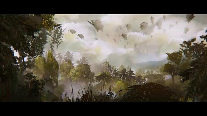 Teaser introductif de Guild Wars 2 - Heart of Thorns
