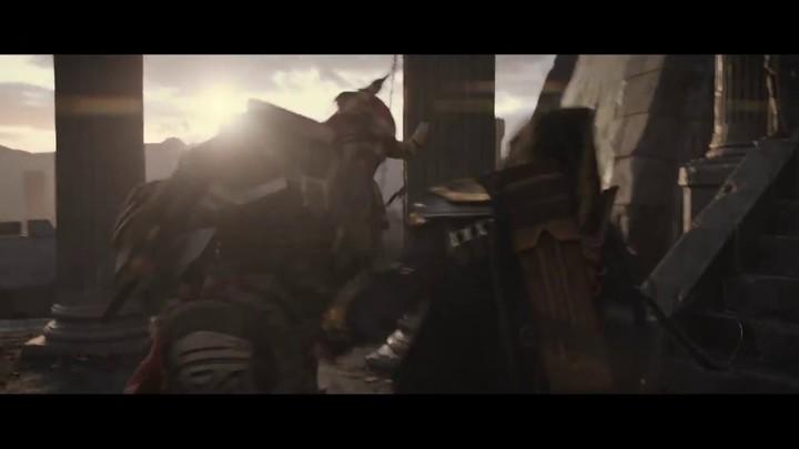 "Bande-annonce ""la Confrontation"" d'Elder Scrolls Online: Tamriel Unlimited"