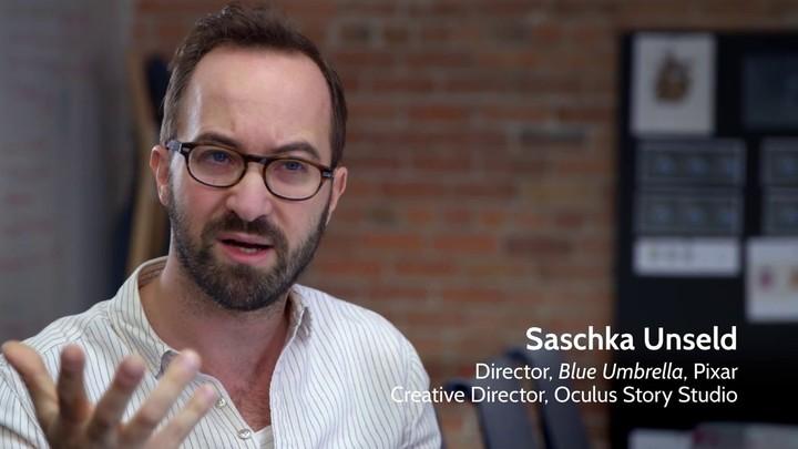 Présentation d'Oculus Story Studio