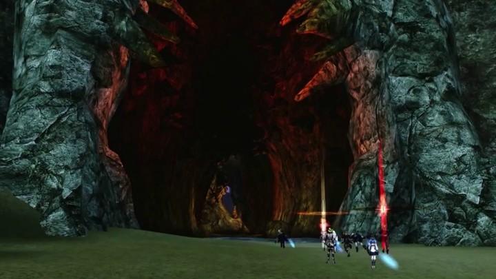 Aperçu de la Caverne d'Antares de Lineage II Classic