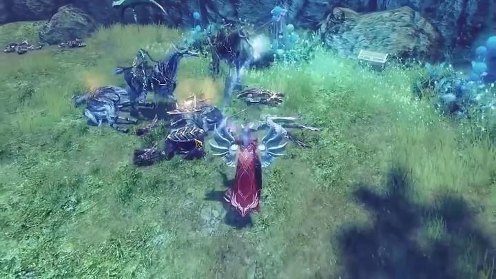 Bande-annonce de la mise à jour vers le niveau 51 d'Archlord II