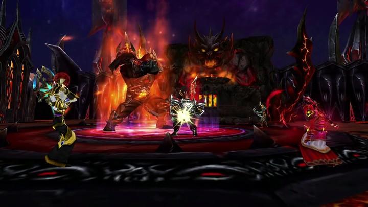 Vingt-troisième mise à jour d'Order and Chaos Online : aperçu du donjon Rising Flare