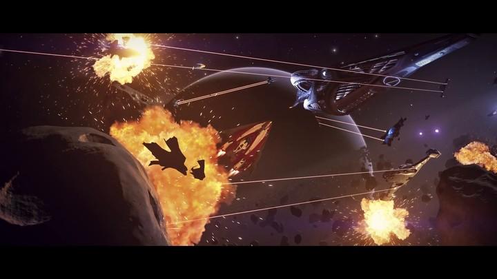 GDC 2015 - Bande-annonce d'Elite Dangerous sur Xbox One