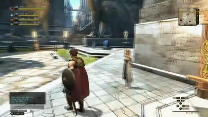 Streaming : premiers pas dans Dragon's Dogma Online