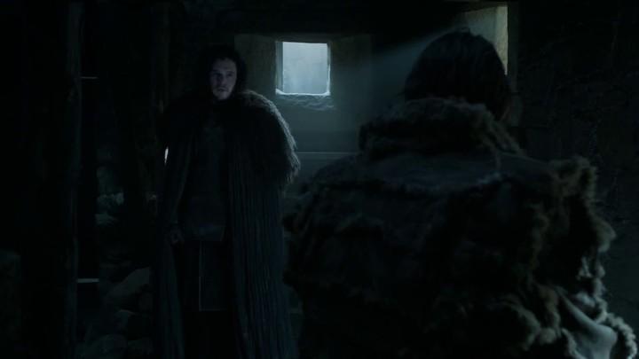 Game of Thrones Saison 5 : Jon Snow et Mance Rayder (le Nord)
