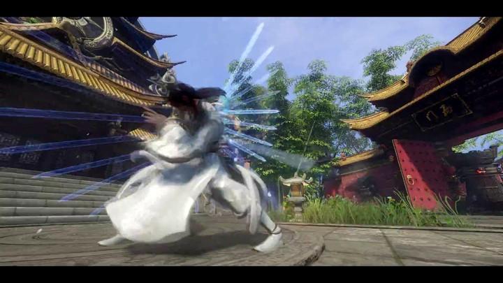 Bande-annonce de lancement de King of Wushu sur PS4