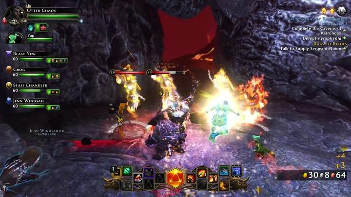 Bande-annonce de lancement de Neverwinter sur Xbox One
