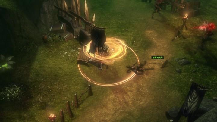 Aperçu du gameplay d'Embergarde