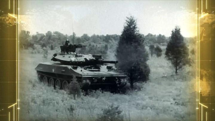 Aperçu du tank M551 Sheridan d'Armored Warfare (VOSTFR)