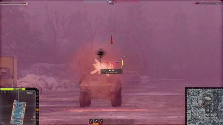 Gestion des blindages et contre-mesures d'Armored Warfare